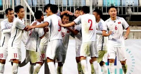 Giải tứ hùng quốc tế: U19 Việt Nam lại xuất sắc cầm hoà U19 Hàn Quốc