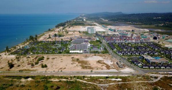 Xin thêm quyền thu hồi đất cho Chủ tịch đặc khu Phú Quốc