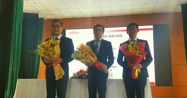 ĐHĐCĐ bất thường, 3 ứng viên nước ngoài được bầu vào HĐQT Sabeco