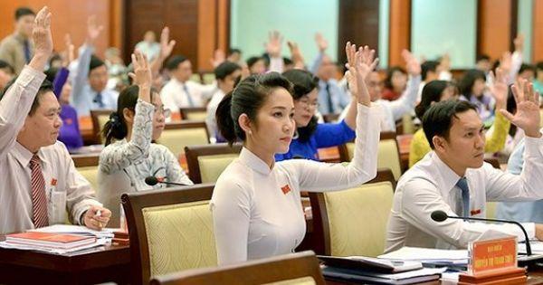 HĐND TPHCM họp bất thường xem xét nhân sự UBND TP