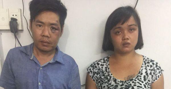 TP HCM: Bắt nhóm đối tượng dàn cảnh cướp giật