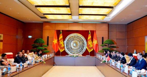 Sri Lanka cam kết hỗ trợ Việt Nam trong nuôi trồng hải sâm, rong biển, thủy hải sản