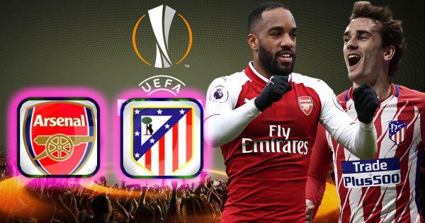 Arsenal tự làm khó mình ở trận lượt đi bán kết Europa League