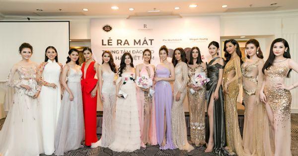 Trung tâm đào tạo hoa hậu chuẩn quốc tế đầu tiên tại Việt Nam