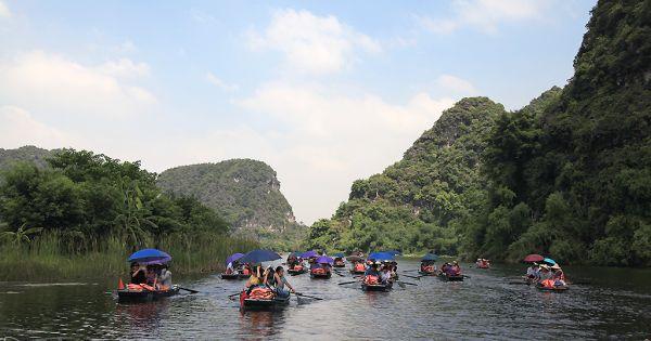 Hà Nội xác định du lịch làm ngành kinh tế mũi nhọn