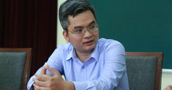 Giáo sư trẻ tuổi nhất xuất hiện tại Việt Nam