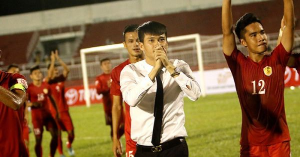 Lê Công Vinh tuyên bố từ chức Quyền chủ tịch CLB TPHCM