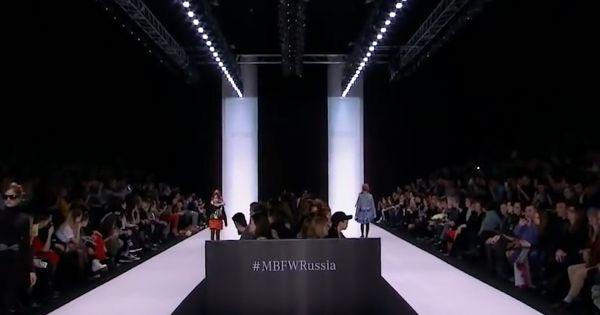 Fashion Laboratory of Vyacheslav Zaitsev Fall Winter 2018/2019 Full Fashion Show Exclusive