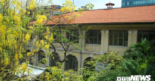 Dinh Thượng Thư nguy cơ bị đập bỏ để xây dựng trụ sở UBND TP.HCM