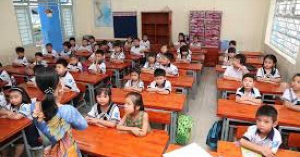 Dự kiến đến năm 2021, khoảng 49.000 giáo viên mầm non và tiểu học sẽ bị thiếu