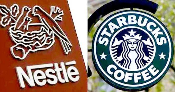 Nestle chi hơn 7 tỷ để tiếp thị và bán cà phê Starbucks