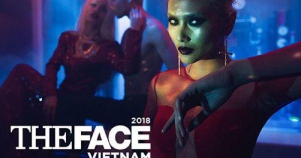 The Face 2018: Người mẫu Võ Hoàng Yến làm huấn luyện viên