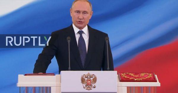 Tổng thống Nga Vladimir Putin công bố chính sách quốc gia