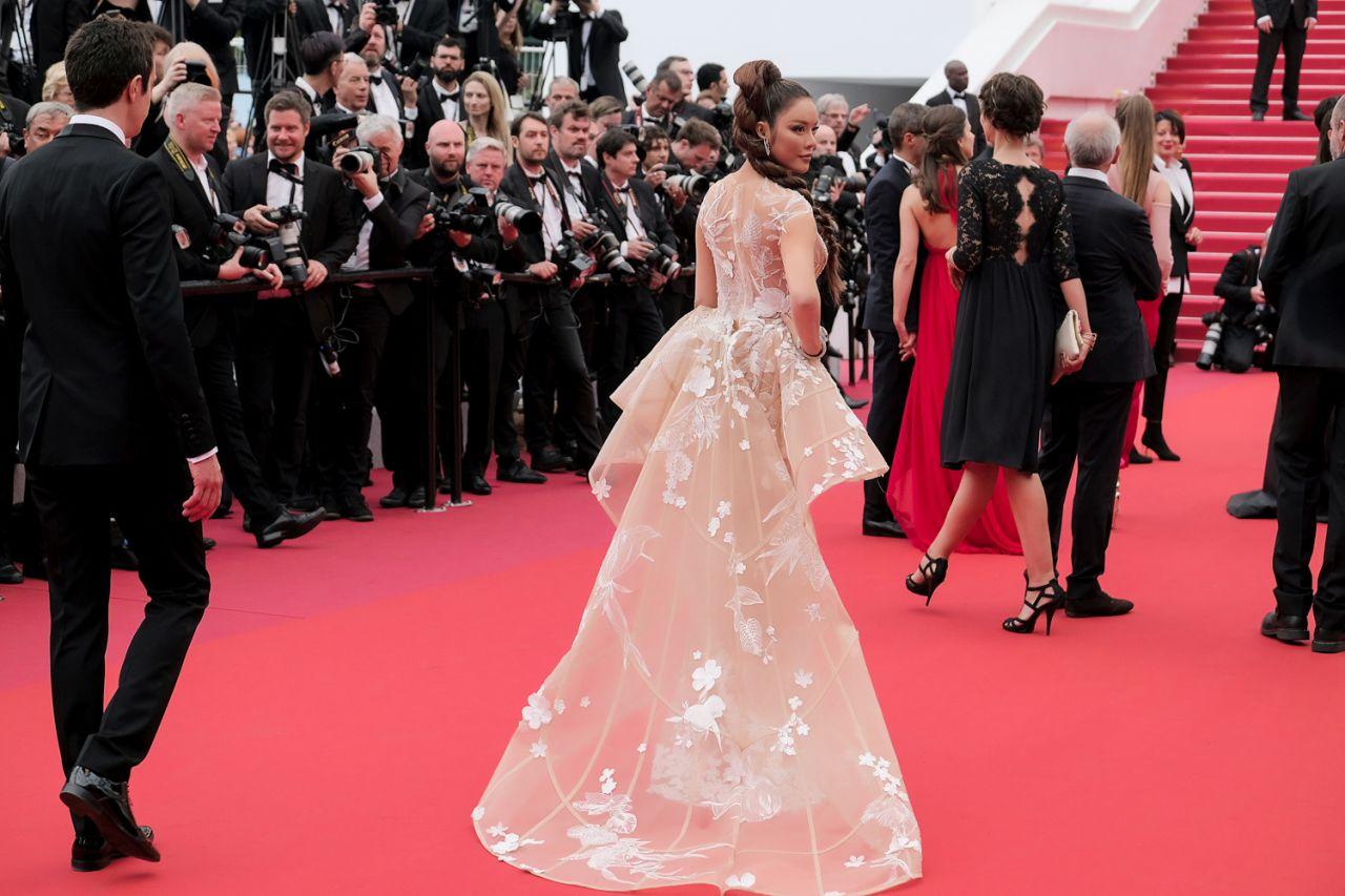 """Chủ tịch cụm rạp chiếu phim tại Cannes: """"Tôi quan tâm nhất đến phong cách thời trang của Lý Nhã Kỳ"""""""