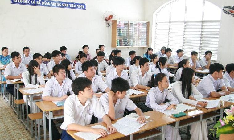 Theo luật sửa đổi, bổ sung, giáo dục đại học sẽ được chia thành 3 cấp