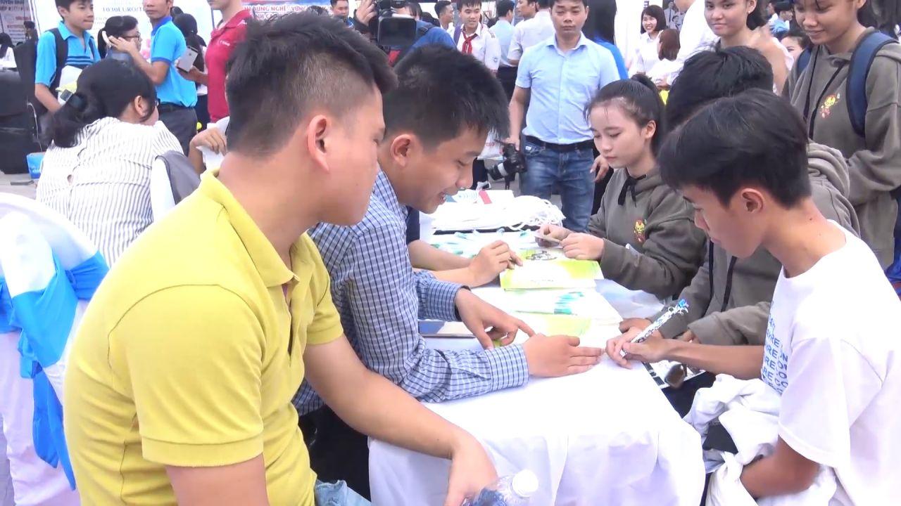 TP HCM: Khai mạc ngày hội giáo dục nghề nghiệp năm 2018