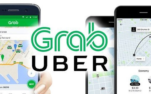 Vụ Grab mua Uber Việt Nam có dấu hiệu vi phạm luật cạnh tranh