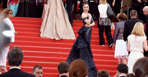Lý Nhã Kỳ muốn sản xuất một bộ phim Việt nằm trong danh sách tranh giải Cành cọ vàng