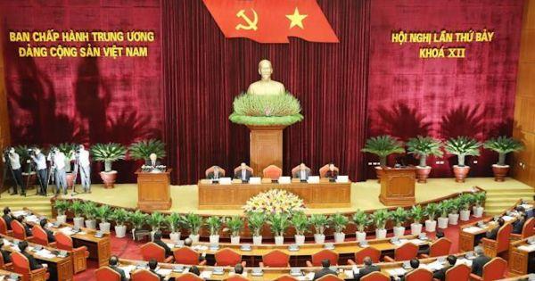 Điểm báo 21/05/2018: Nghị quyết Hội nghị Trung ương 7 Khóa XII về xây dựng đội ngũ cán bộ các cấp