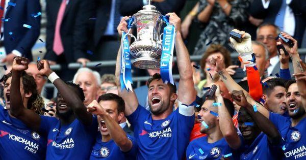 Chelsea trở thành tân vương Cúp FA mùa giải 2017-2018