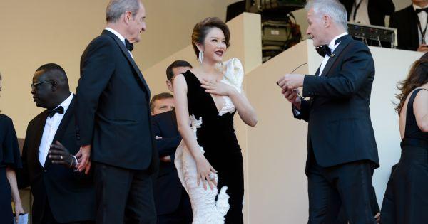 """Lý Nhã Kỳ: """"Cannes là chốn ươm mầm nghệ thuật"""""""