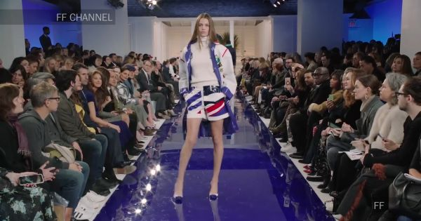 Ralph Lauren Spring Summer 2018 Full Fashion Show Exclusive