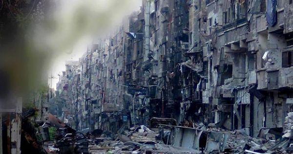 Syria: lực lượng chính phủ Syria giải phóng hoàn toàn thủ đô Damascus sau 7 năm nội chiến