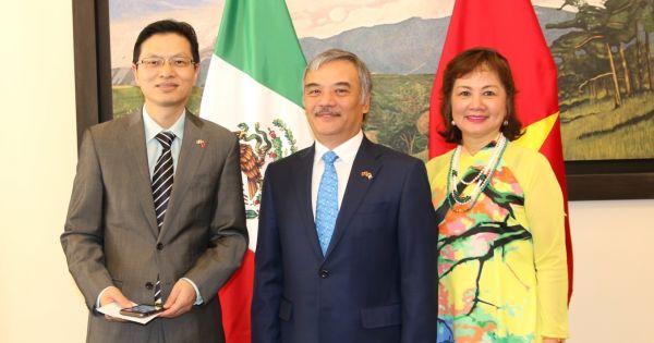 Việt Nam – Mexico: 43 năm thiết lập quan hệ ngoại giao và nỗ lực thúc đẩy mối quan hệ phát triển sâu rộng