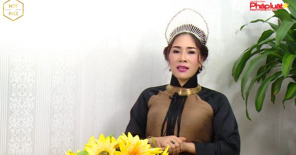 Gặp gỡ nữ doanh nhân Nguyễn Thị Hồng Thắm: Đẹp hơn nhờ từ tâm Phật Pháp.