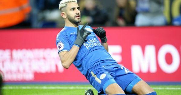 Manchester City muốn chiêu mộ Riyad Mahrez