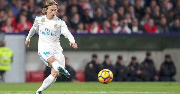 Luka Modric có thể rời Real Madrid trong hè này