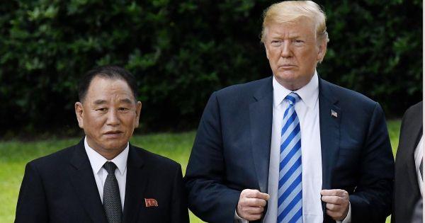 Tổng thống Mỹ tiếp ông Kim Yong Chol, mở đường cho thượng đỉnh Mỹ-Triều