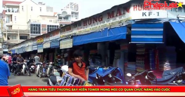 Hàng trăm tiểu thương Bảy Hiền Tower mong mỏi cơ quan chức năng vào cuộc