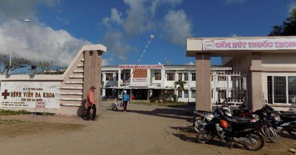 Cà Mau: Bệnh viện đa khoa Cái Nước mất lượng lớn chì che chắn tia phóng xạ