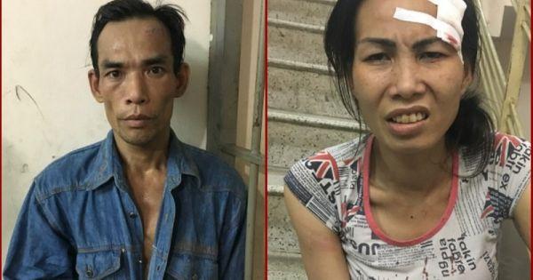 """Cảnh sát Quận 1 nổ súng truy bắt cặp đôi cướp giật """"ngoan cố"""" ở công viên 23 tháng 9"""