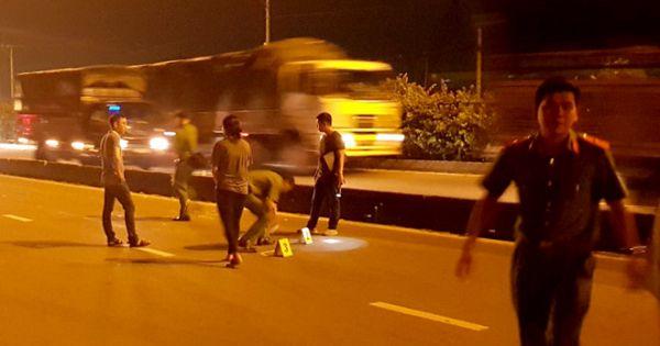 Trung tá Nguyễn Hữu Huệ bị tạm đình chỉ công tác trong vụ nổ súng chỉ thiên gây chết người