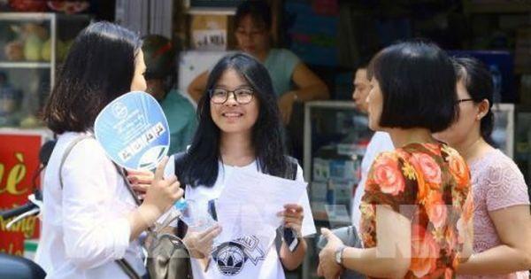 Đại biểu Quốc hội đề nghị ngành giáo dục Hà Nội xử nghiêm vụ lọt đề thi vào lớp 10