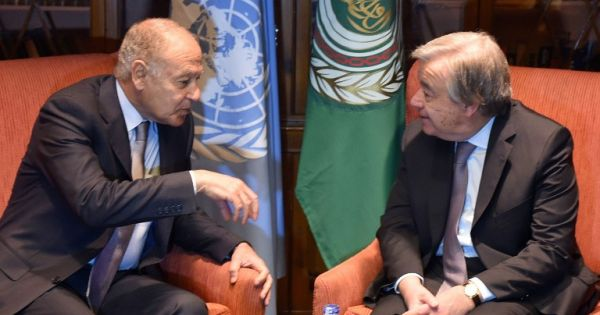 Liên đoàn Ả Rập kêu gọi cộng đồng Quốc tế ủng hộ người Palestine