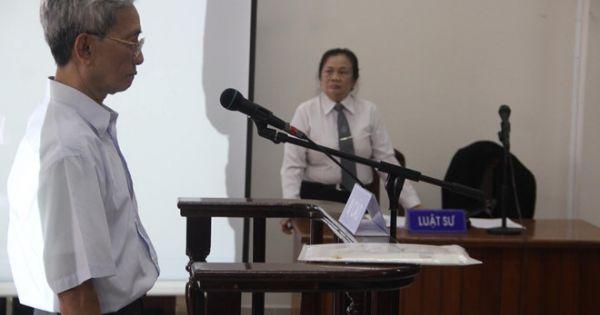 Ông Nguyễn Khắc Thủy xin hoãn thi hành án 3 năm tù