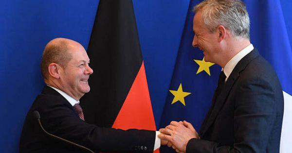 Pháp – Đức bàn biện pháp cải cách Eurozone