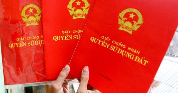 Nam Định: Người dân tố thu hồi sổ đỏ không đúng quy định?