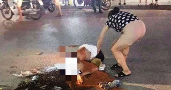 Thanh Hóa: Cô gái 9X bị đánh ghen kinh hoàng