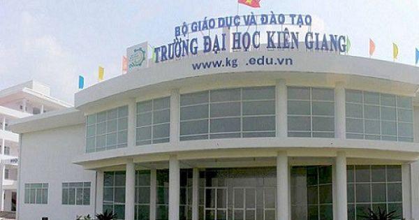 Trường Cao đẳng Cộng đồng Cà Mau tạm dừng liên kết với Đại học Kiên Giang