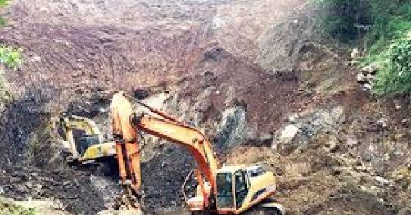 Lào Cai: Công an vào cuộc điều tra việc tận thu, thu gom quặng apatit