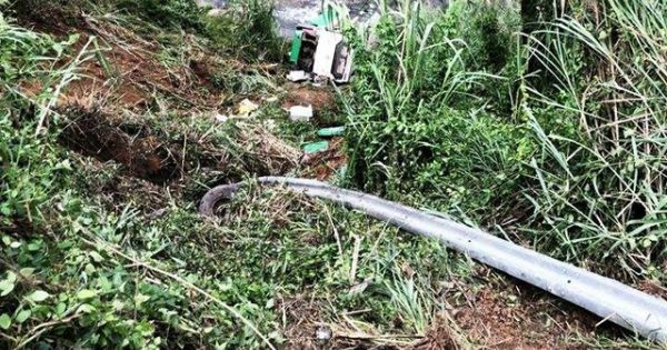 Vụ tai nạn tại đèo Lò xo, 3 người chết, 18 người bị thương