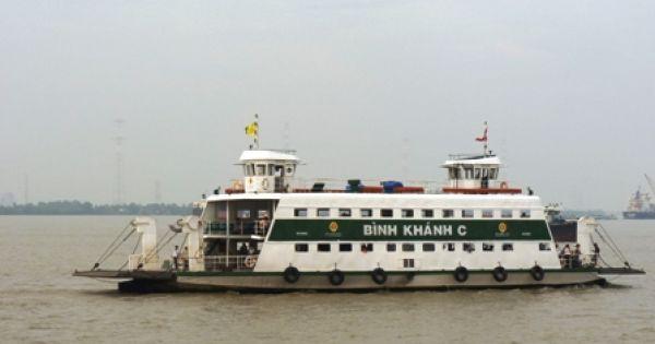 TPHCM sắp có cầu Cần Giờ thay thế phà Bình Khánh