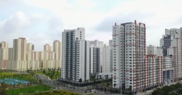 Khởi tố chủ đầu tư chiếm dụng phí bảo trì chung cư
