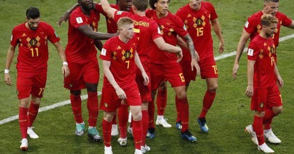 Bỉ thắng đậm Panama trận ra quân vòng bảng World Cup 2018