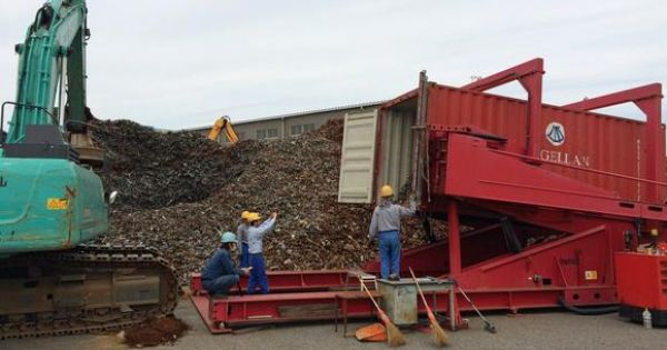 Hơn 3100 container phế liệu tồn động tại TP.HCM