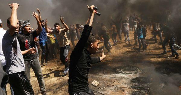 Israel không kích trả đũa Hamas tại Dải Gaza